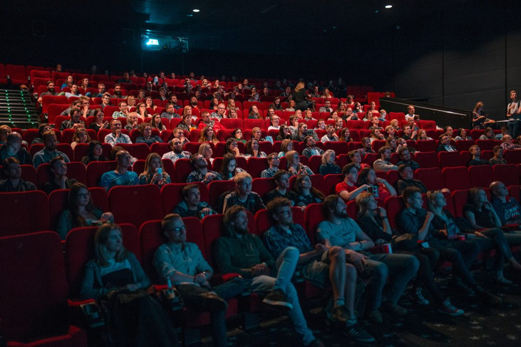 NDIS support sunshine coast visiting the movies